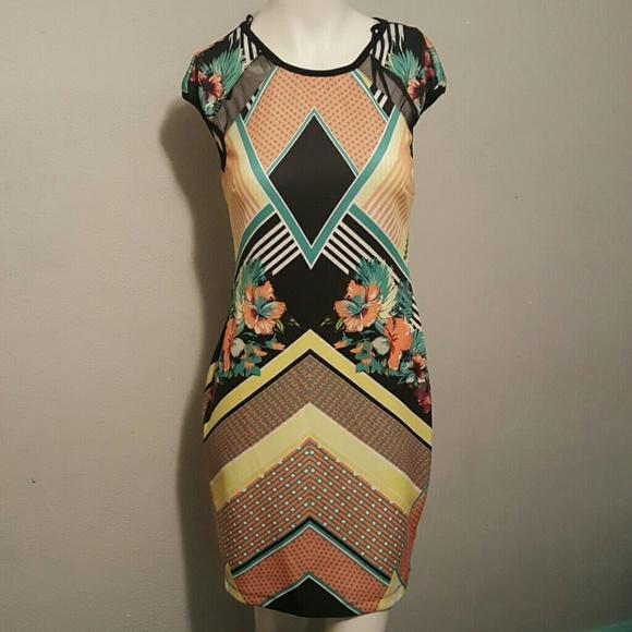 Bisou Bisou Dresses & Skirts - Bisou Bisou  Mini Dress